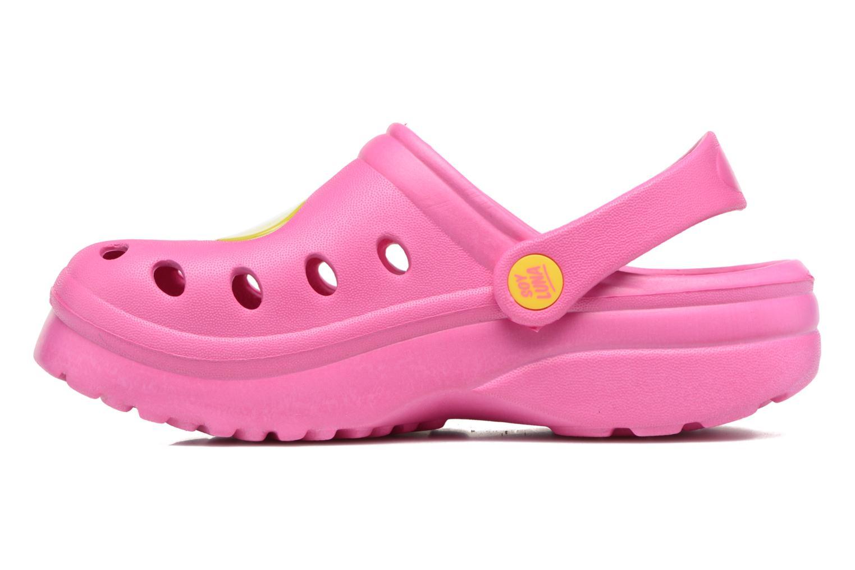 Sandali e scarpe aperte Soy Luna TARTINE Rosa immagine frontale