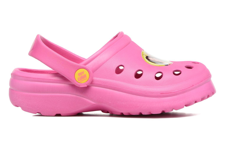 Sandales et nu-pieds Soy Luna TARTINE Rose vue derrière