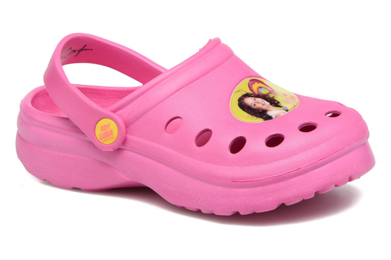 Sandales et nu-pieds Soy Luna TARTINE Rose vue détail/paire