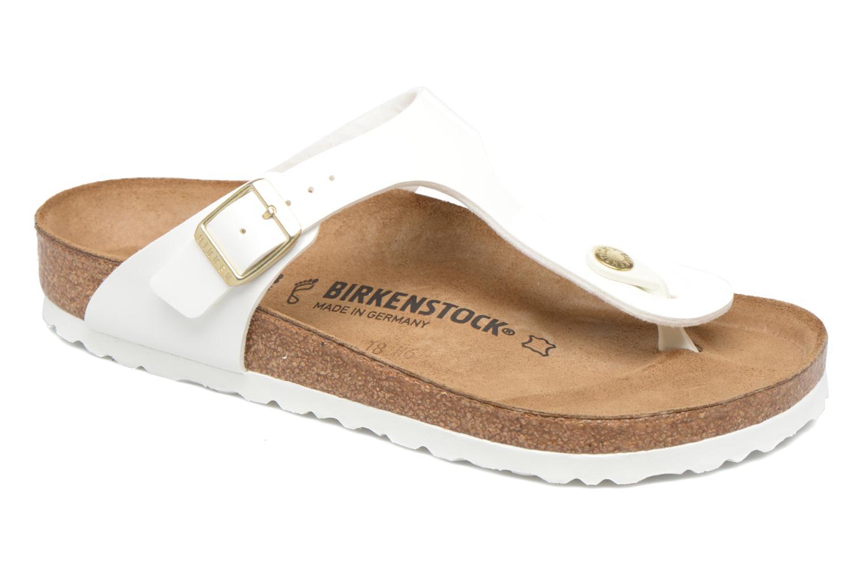Grandes descuentos Sandalias últimos zapatos Birkenstock Gizeh W (Blanco) - Sandalias descuentos en Más cómodo db99f9