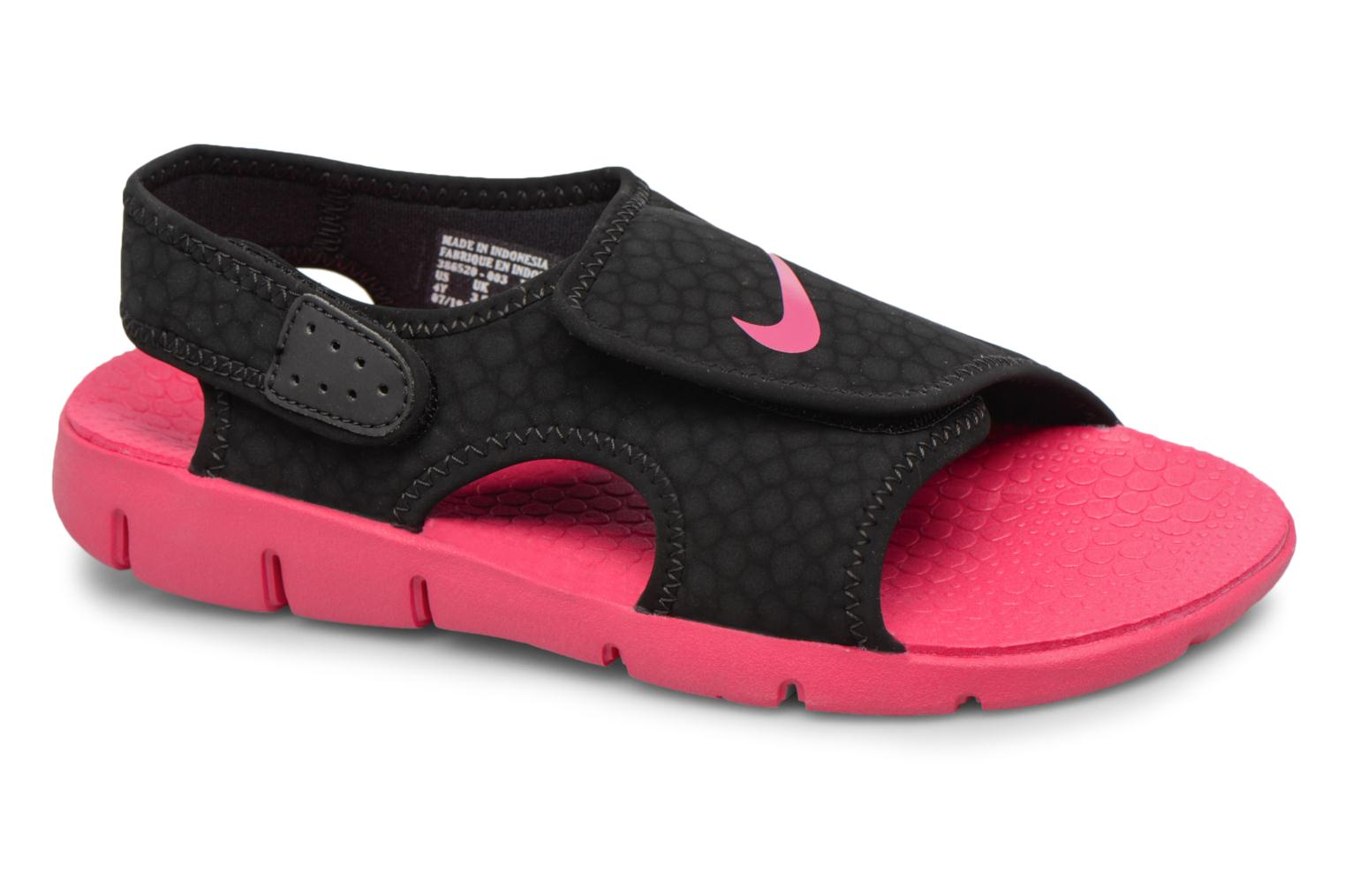 Nike - Kinder - Nike Sunray Adjust 4 (Gs/Ps) - Sandalen - schwarz