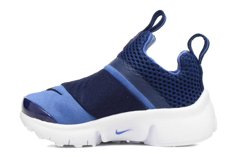 Baskets Nike Nike Presto Extreme (Td) Bleu vue face