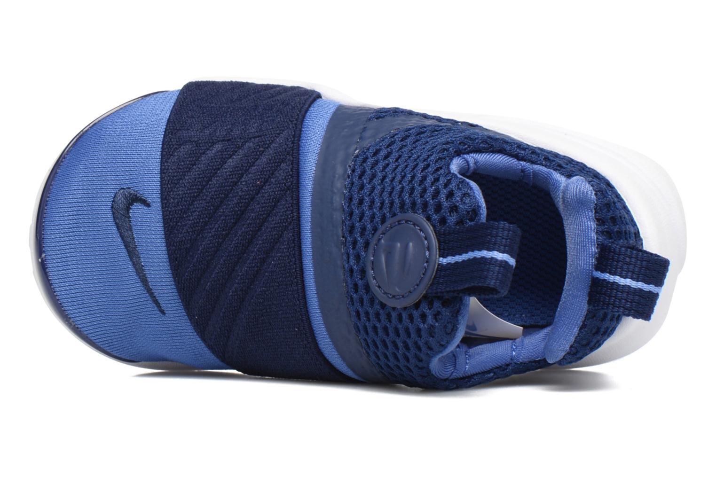 Baskets Nike Nike Presto Extreme (Td) Bleu vue gauche