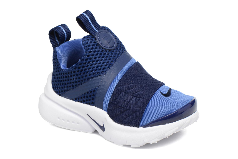 Baskets Nike Nike Presto Extreme (Td) Bleu vue détail/paire