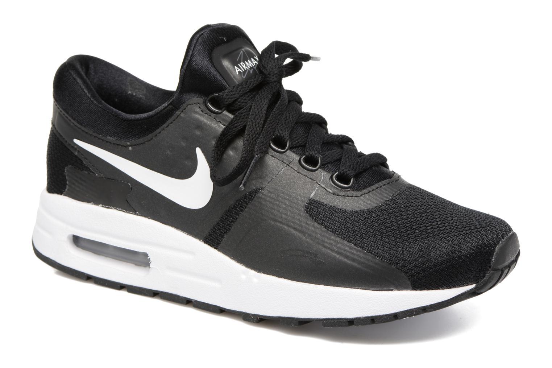 Nike Air Max Zero Essential (Gs) BLACK/WHITE-DARK GREY