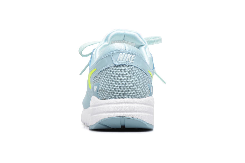 Baskets Nike Nike Air Max Zero Essential (Gs) Bleu vue droite
