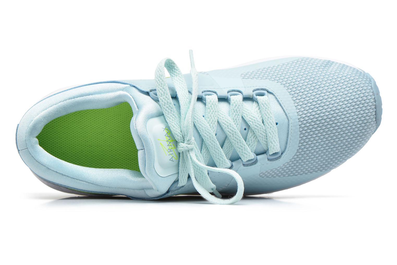 Baskets Nike Nike Air Max Zero Essential (Gs) Bleu vue haut