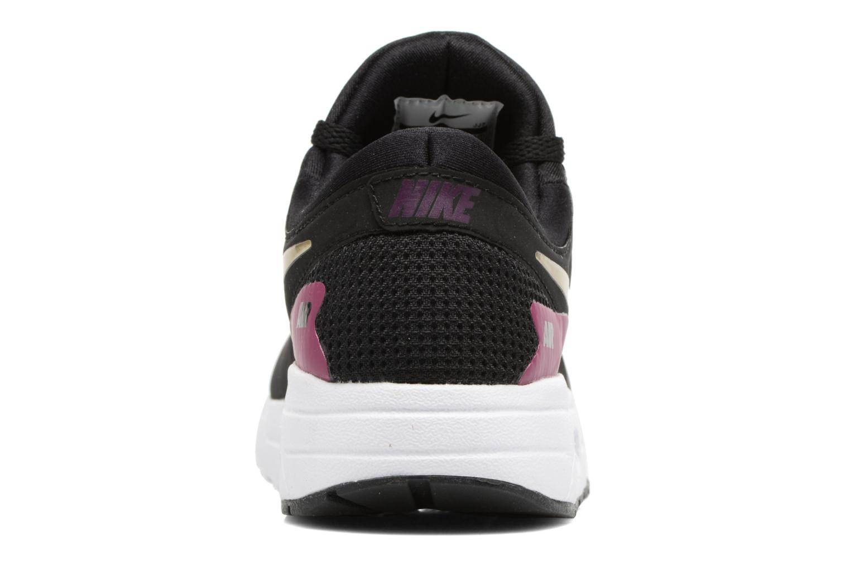 Deportivas Nike Nike Air Max Zero Essential (Ps) Rojo vista lateral derecha