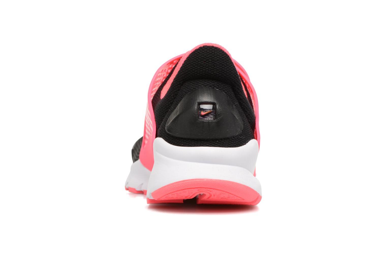 Baskets Nike Nike Sock Dart (Gs) Noir vue droite