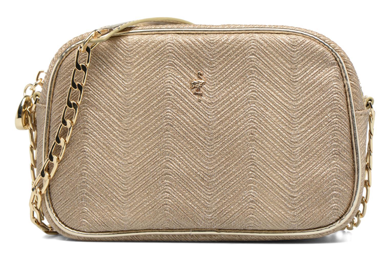 Handbags Menbur BRAZZAVILLE Bronze and Gold detailed view/ Pair view