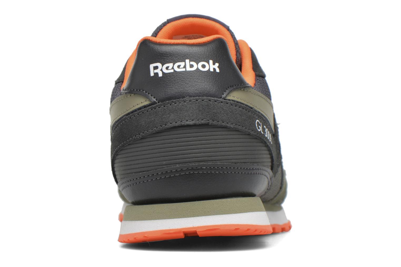 Baskets Reebok Gl 3000 Sp Vert vue droite