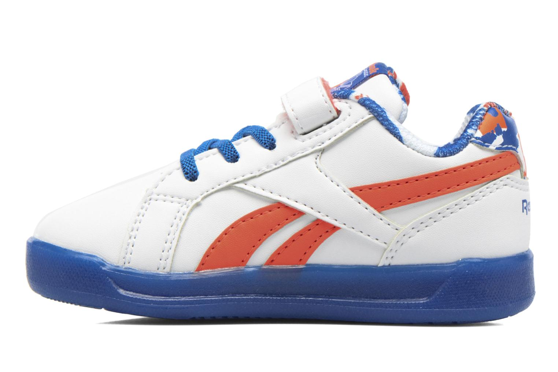 Baskets Reebok Step N' Flash 3.0 Blanc vue face