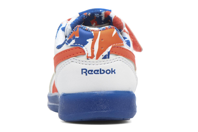 Baskets Reebok Step N' Flash 3.0 Blanc vue droite