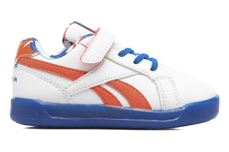 Step N' Flash 3.0 White/Awesome Blue/Wild Orange