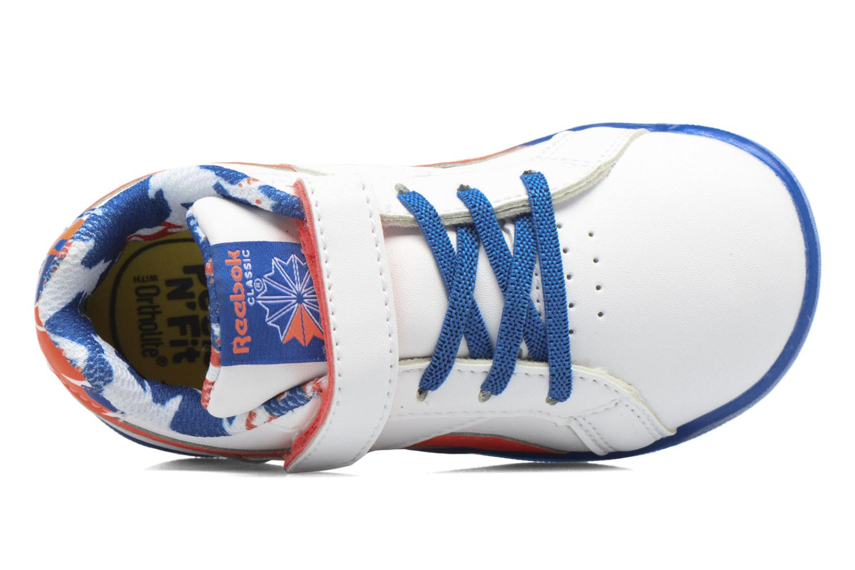 Baskets Reebok Step N' Flash 3.0 Blanc vue gauche