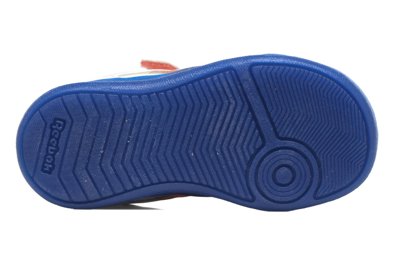 Baskets Reebok Step N' Flash 3.0 Blanc vue haut