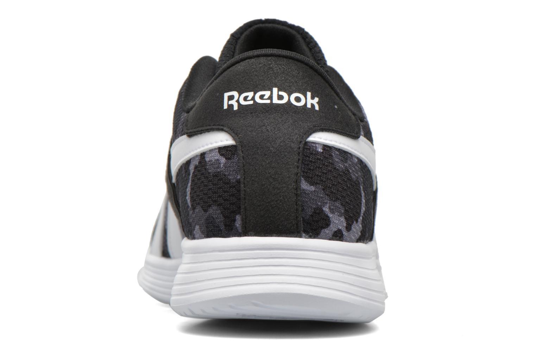Baskets Reebok Reebok Royal Ec Ride Camo Noir vue droite