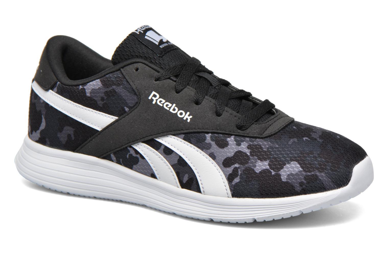 Baskets Reebok Reebok Royal Ec Ride Camo Noir vue détail/paire