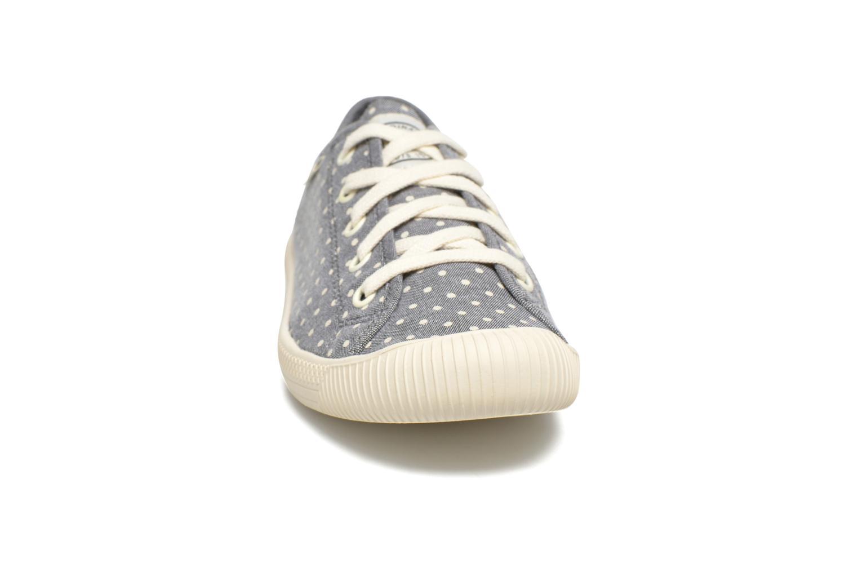 Baskets Palladium Flex Lace Pd W Gris vue portées chaussures