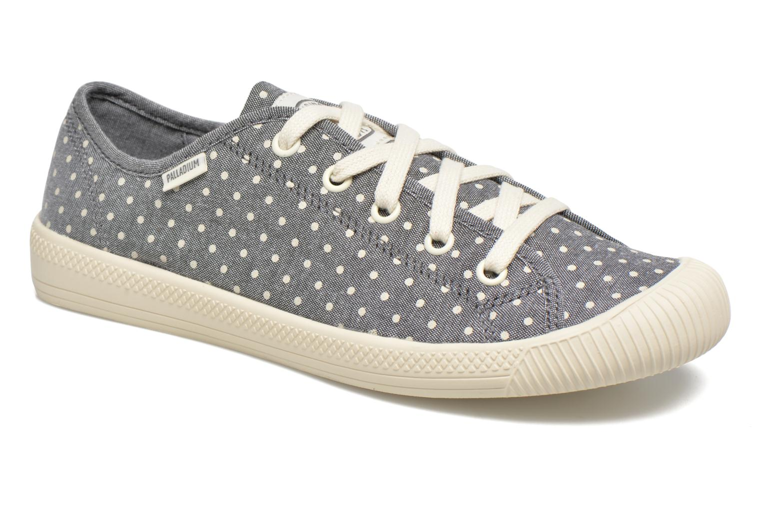Flex Lace Pd W Gray/Antique White/Polka