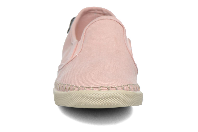 Baskets P-L-D-M By Palladium Bora Twl Rose vue portées chaussures