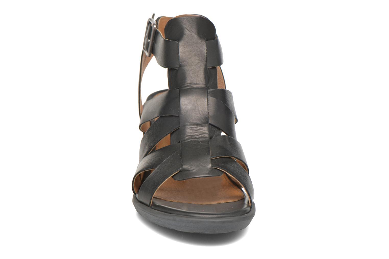 Sandales et nu-pieds P-L-D-M By Palladium Shannon Vgt Noir vue portées chaussures