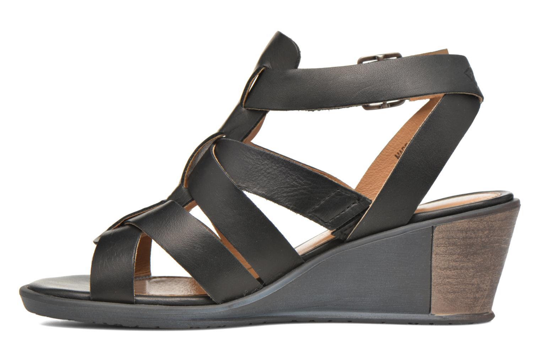 Sandales et nu-pieds P-L-D-M By Palladium Shannon Vgt Noir vue face