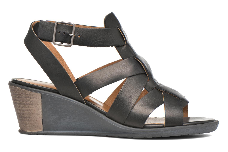 Sandales et nu-pieds P-L-D-M By Palladium Shannon Vgt Noir vue derrière