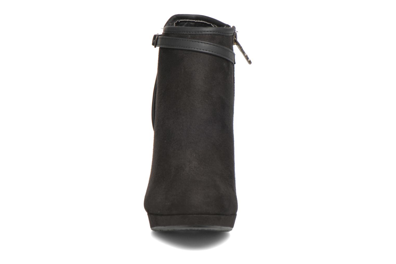Bottines et boots Refresh Alma-61122 Noir vue portées chaussures