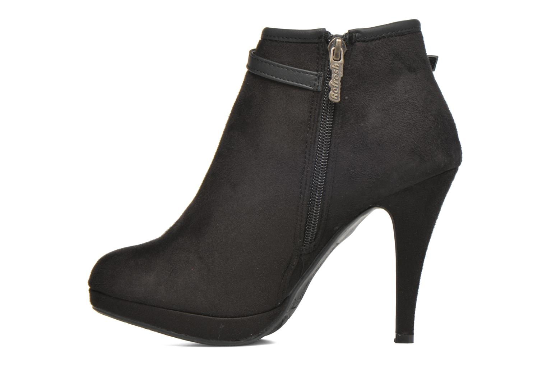 Bottines et boots Refresh Alma-61122 Noir vue face