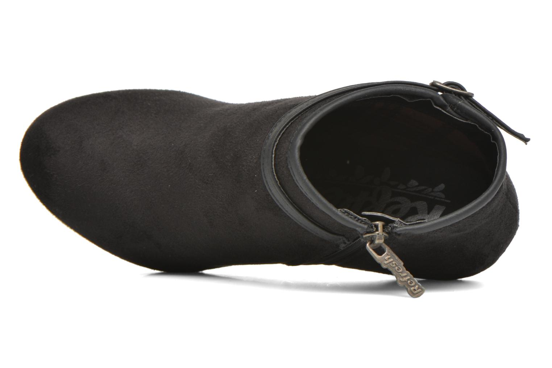 Bottines et boots Refresh Alma-61122 Noir vue gauche