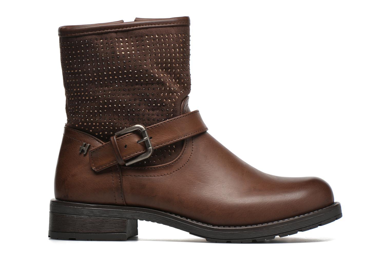 Bottines et boots Refresh Elisa-61425 Marron vue derrière