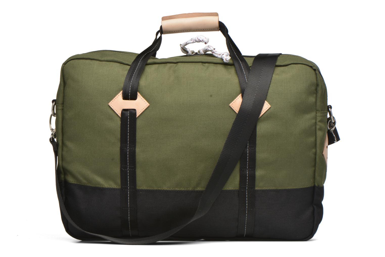Sporttassen Levi's Colorblock Messenger bag Groen voorkant