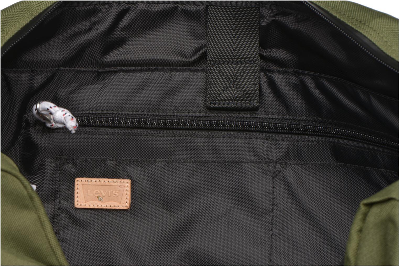 Sporttassen Levi's Colorblock Messenger bag Groen achterkant