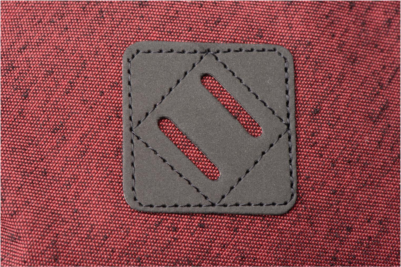 Sacs à dos Dakine Detail 27L Bordeaux vue gauche