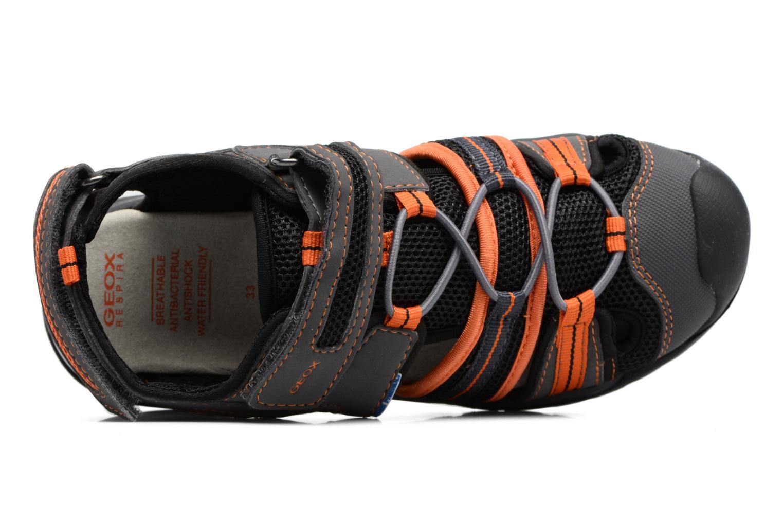 J Borealis B.C J720RC Black/orange