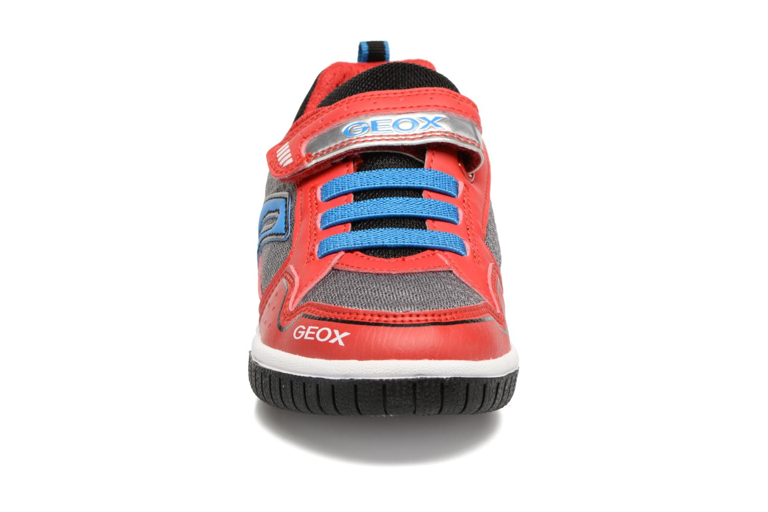 J Gregg B J7247B Red/Lt Blue