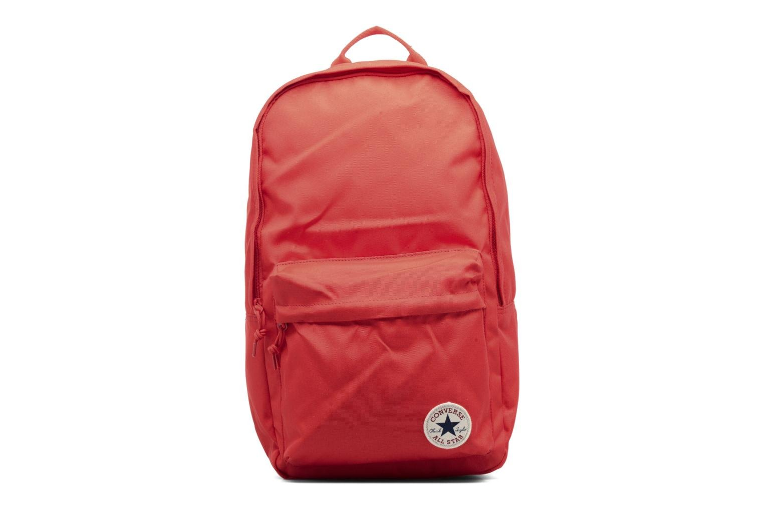 EDC poly Backpack M Red
