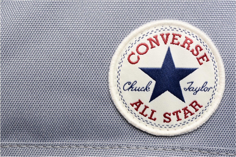 Borse uomo Converse Core Poly Crossbody Grigio immagine sinistra
