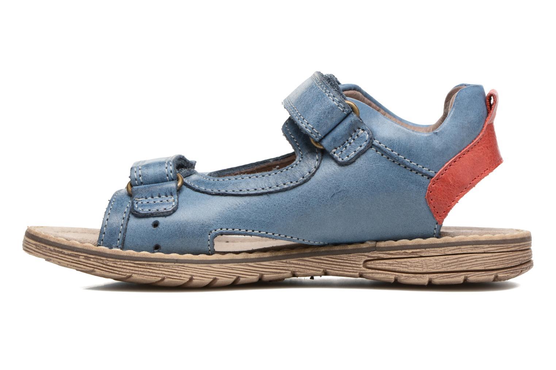 Sandales et nu-pieds Stones and Bones Desto Bleu vue face
