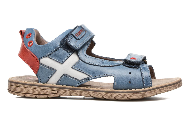 Sandali e scarpe aperte Stones and Bones Desto Azzurro immagine posteriore