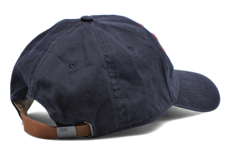 Diversos Pepe jeans Roux Hat Azul vista del modelo