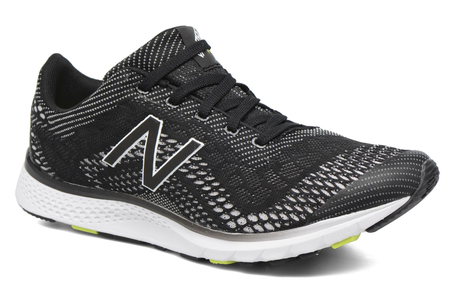 Marques Chaussure femme New Balance femme WXAGL BW2 Black/Lime Glo