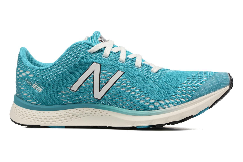 Chaussures de sport New Balance WXAGL Bleu vue derrière