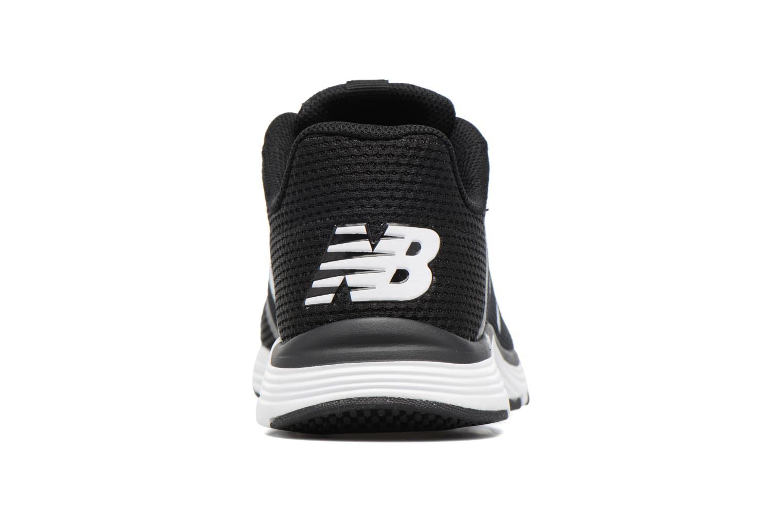 Chaussures de sport New Balance MX818 Noir vue droite