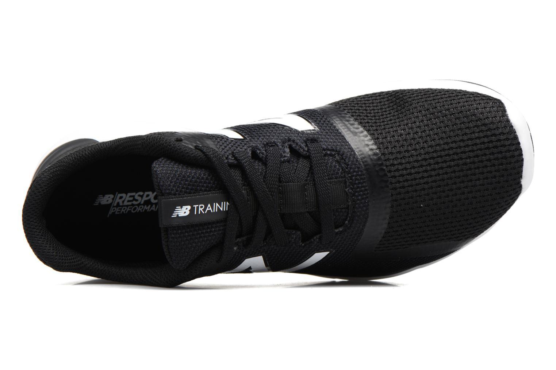 MX818 BK2 Black/White