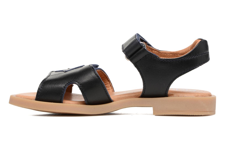 Sandali e scarpe aperte Richter Lena Azzurro immagine frontale