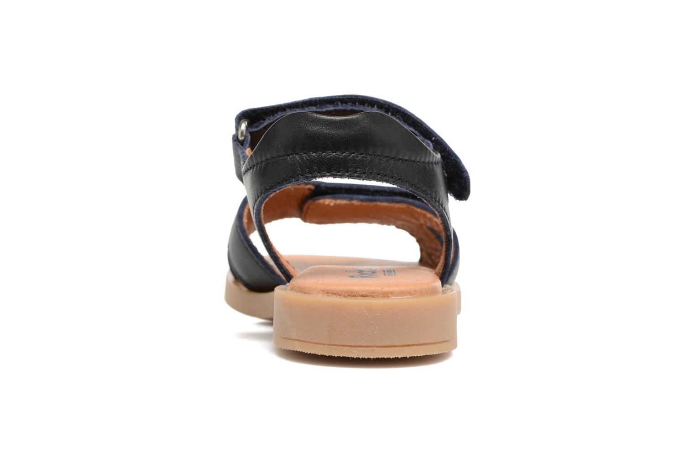 Sandali e scarpe aperte Richter Lena Azzurro immagine destra