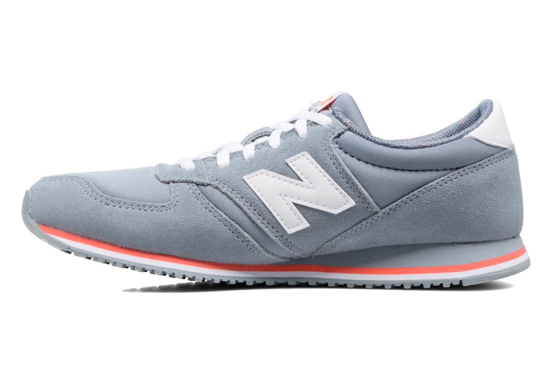 Sneaker New Balance WRL420 grau ansicht von vorne