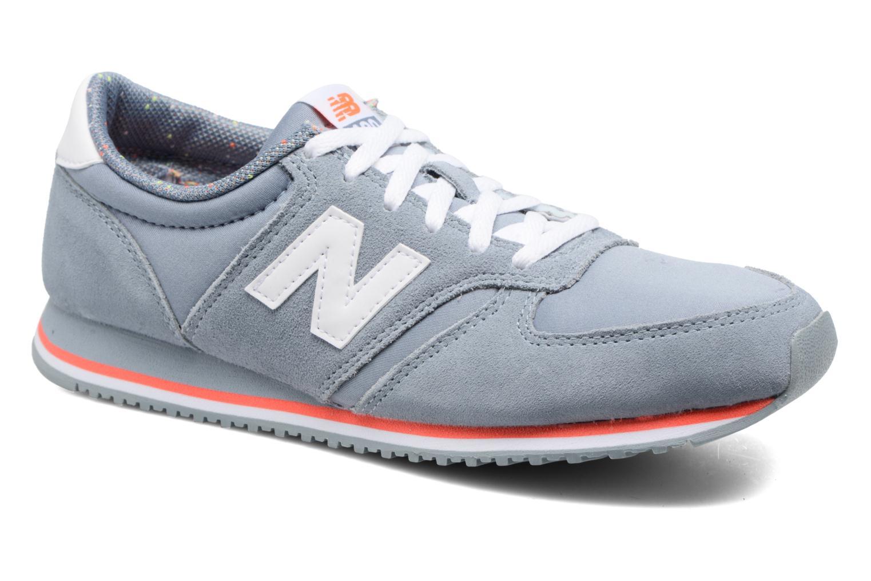 Sneaker New Balance WRL420 grau detaillierte ansicht/modell